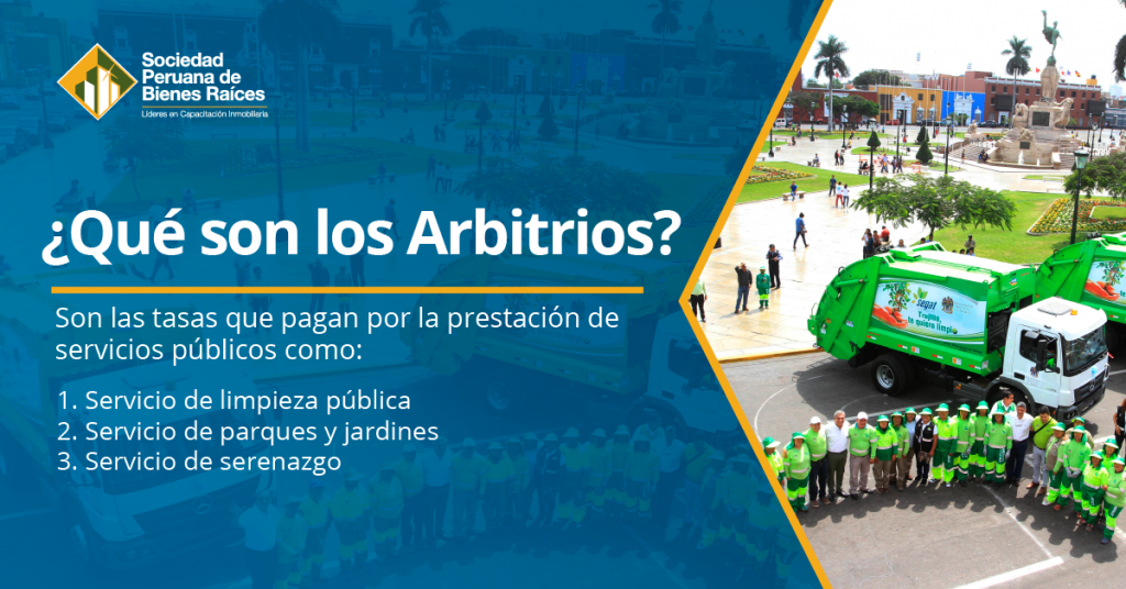 ¿Qué son los Arbitrios?
