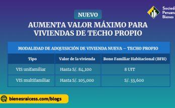 AUMENTA-VALOR-MÁXIMO-PARA-VIVIENDAS-DE-TECHO-PROPIO