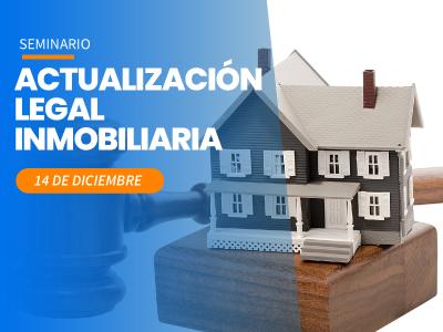 Taller Actualización Legal Inmobiliaria