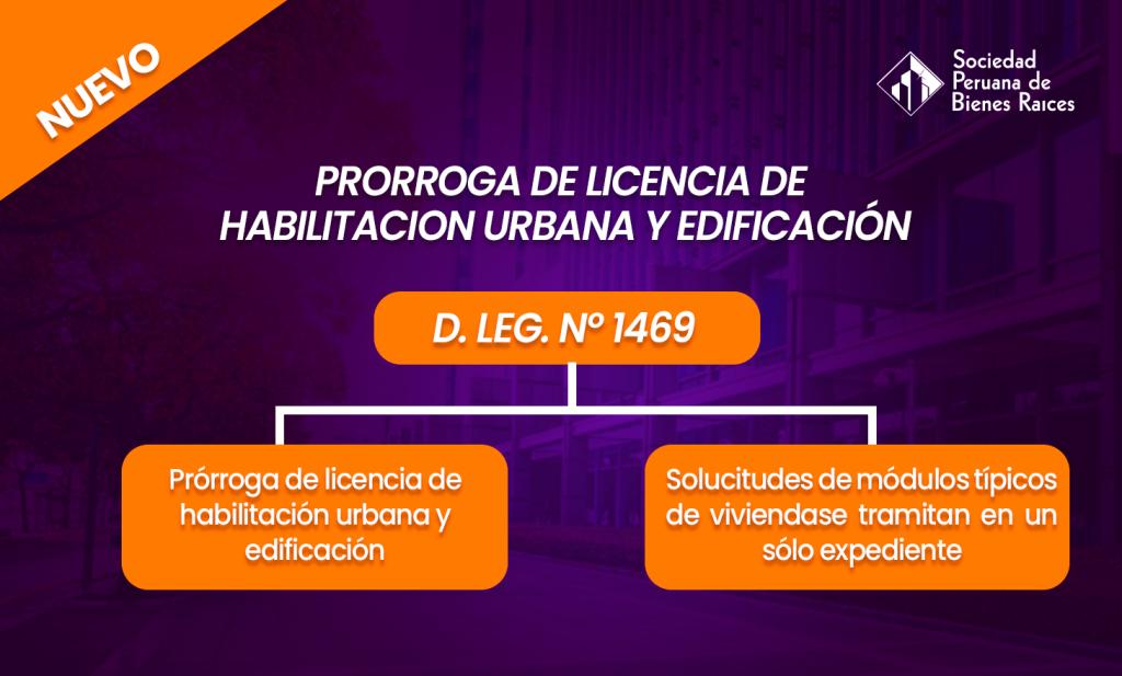 LICENCIA DE HABILITACIÓN URBANA Y EDIFICACIÓN