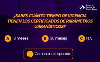 certificados urbanisticos